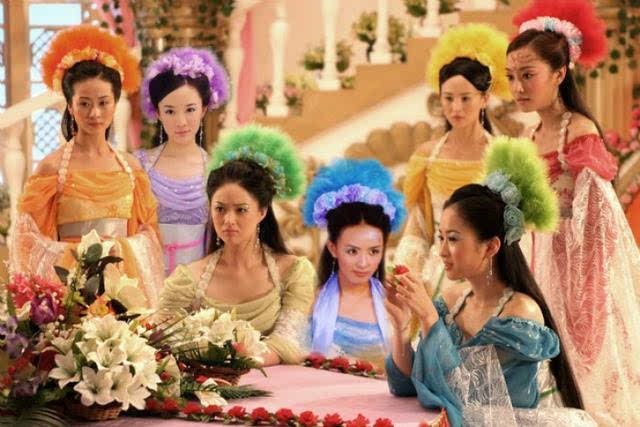据说《欢天喜地七仙女2》请来了半个娱乐圈女星