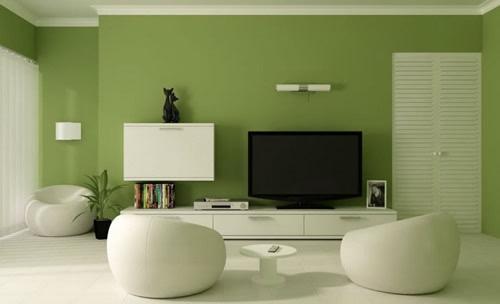 田园风格电视墙客厅背景墙装修效果图大全