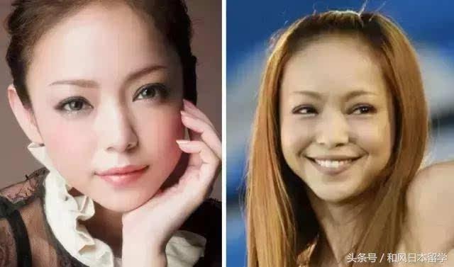 40位日本女星素颜照公开,其实她们长这样!