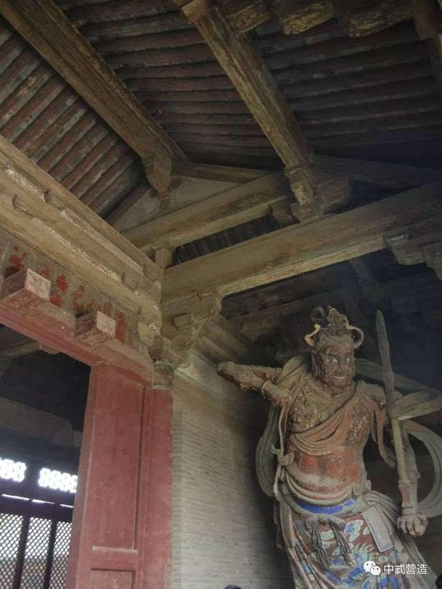 中华传统建筑丨记录中国现存八座辽代木结构古建筑