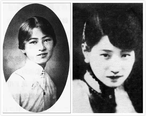 """1- 俗话说""""儿子要穷养,女儿要富养"""",林徽因与陆小曼正是两个典型的图片"""