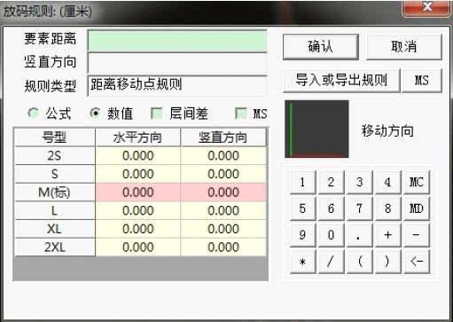 cad2012_etcad2012版 | 特殊放码点(一)