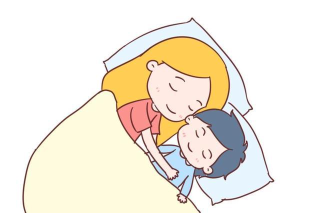 或者哭泣,给孩子一个结结实实的拥抱,轻声的安抚,宝贝,妈妈在妈妈在.
