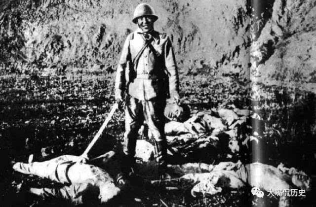 日军南京大屠杀真实老照片曝光……含泪看完!