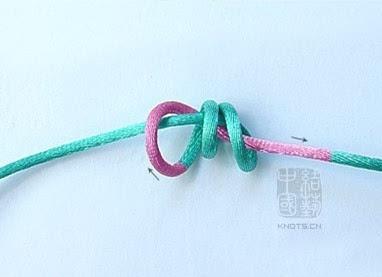 最新文玩编绳打结法大全,各种挂坠,手链饰品绳结,一看图片