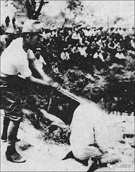 惨不忍睹!日军南京大屠杀真实老照片曝光……含泪看完!