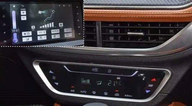 实拍众泰全新小型suv,无线充电,原创外观,宝骏510危险