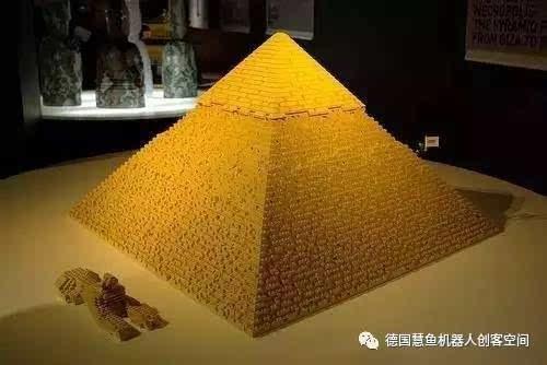 创客视野:乐高世界奇迹——金字塔