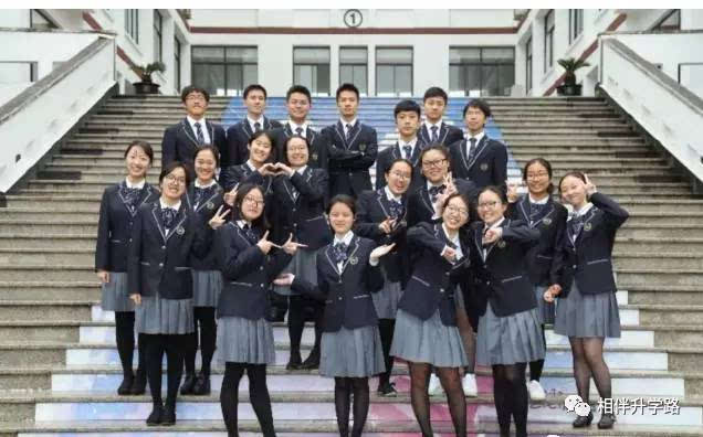 上外附属浦东外国语学校20年磨一剑,终攀顶峰!图片