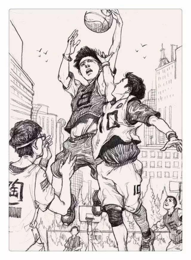 动漫 简笔画 漫画 手绘 线稿 640_869 竖版 竖屏