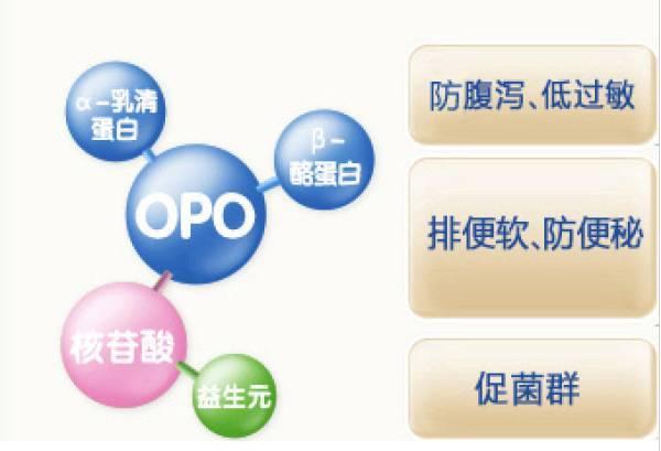 奶粉里的opo,指的是结构脂opo,实际上就是一种结构化脂肪,通过酶法脂