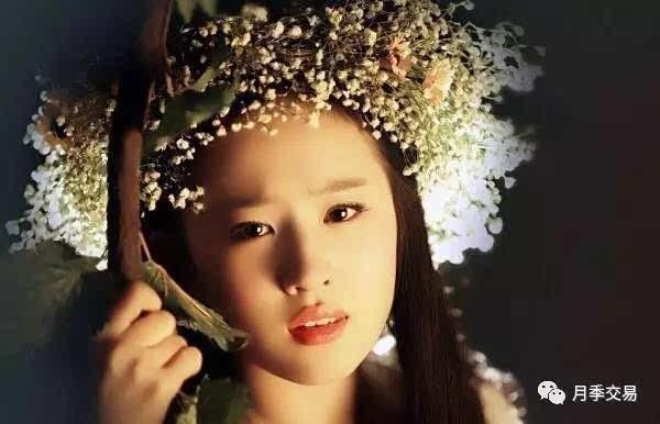 热巴,丽颖,郑爽,众多明显花仙子造型,哪个惊艳到你,最美竟是她!