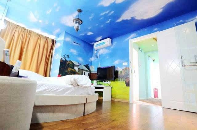 南京9大老虎酒店情趣都在这了,18岁以下禁入!情趣主题图片