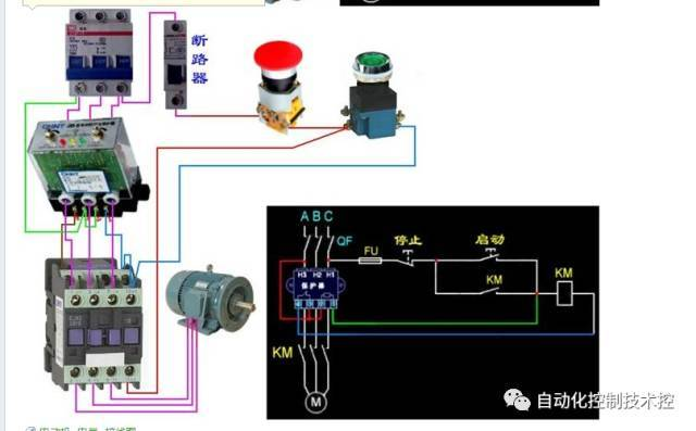 中国工控 |54种电动机电气控制电路接线图(必须收藏)