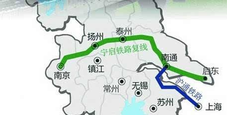 最南京|沿江高铁来了!江苏高铁要逆天了!