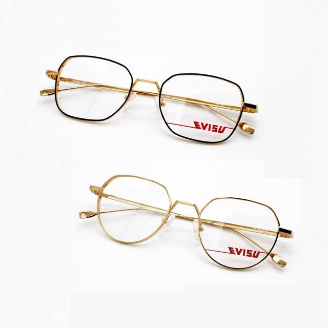 【镜品 】好看的人都在戴细金属边框眼镜!