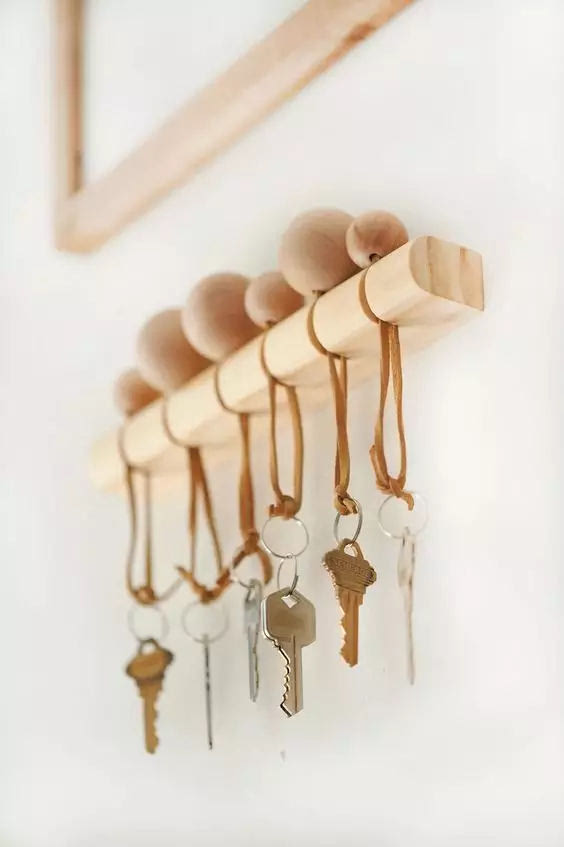 创意木头设计,美观又实用!图片