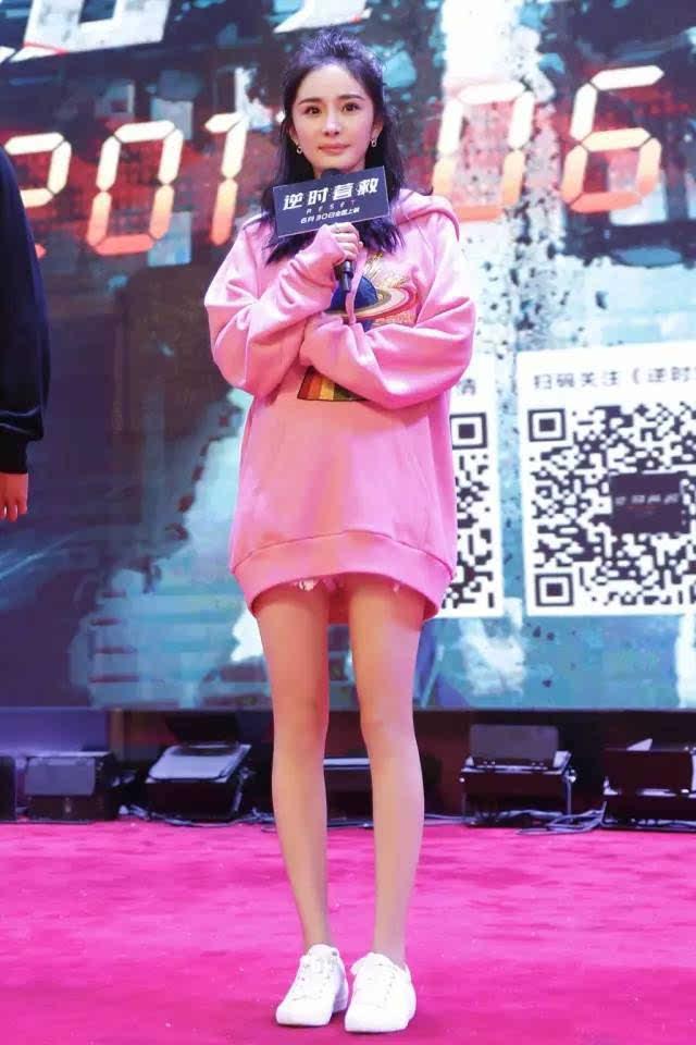 小白鞋怎么选赵丽颖和迪丽热巴帮你选好了!