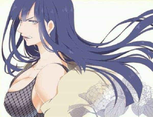 有一个情节是特别有意思的,就是小樱看着纲手的胸说是不是假的,遭到
