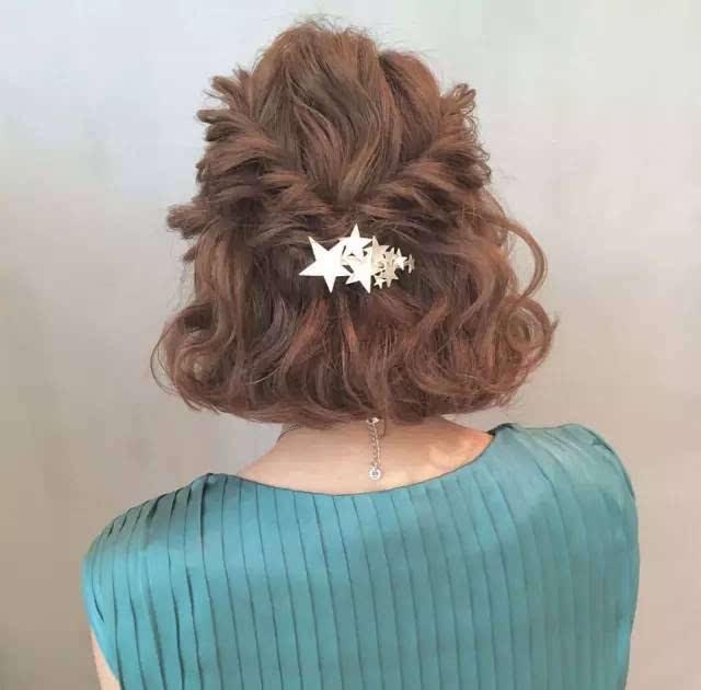 发型| 少女泰迪卷,火了!图片