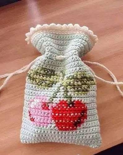 神奇的钩针突尼斯编织花样,比棒针更密实温暖!