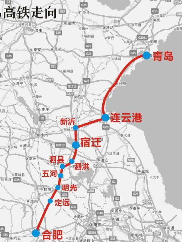 连宿高速公路规划图