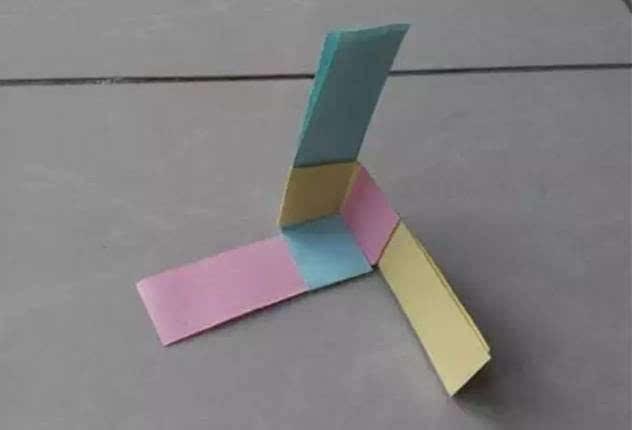 飞镖折法步骤图解