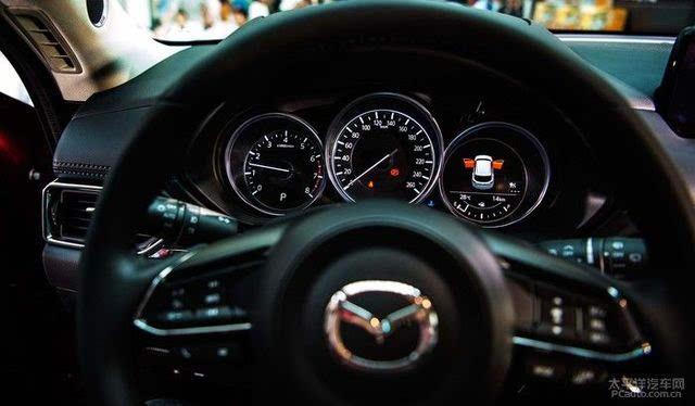 全系标配主动胎压监测,低配仪表有胎压报警指示灯.图片