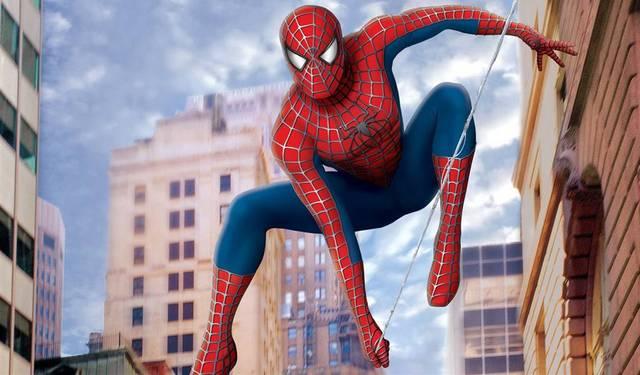 电影的世界_有特异功能的大英雄都是在电影的虚幻世界里,而现实生活中的蜘蛛侠却