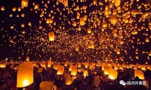 别让孔明灯变成中秋节的灾难!