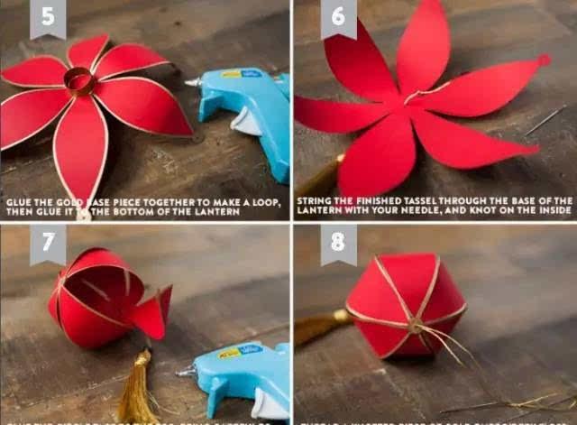 怎样剪花朵手工制作