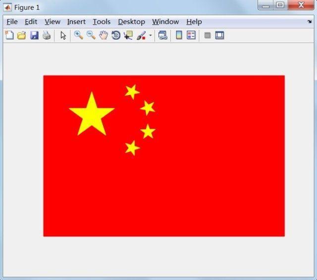 国庆特辑 | 自己动手,用matlab画五星红旗为祖国母亲庆生图片