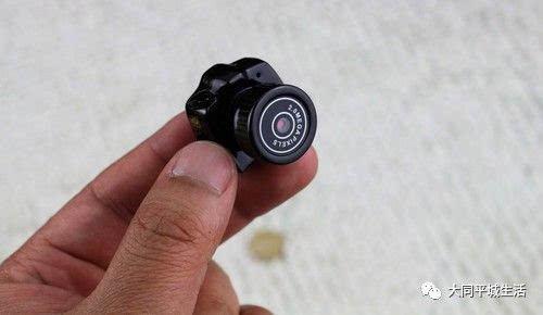 微型摄像头_近期,北京市海淀警方就抓获了一名在酒店安装针孔摄像头的嫌疑人.