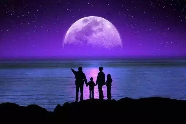 中秋快乐|月圆月缺,聚着一家人的欢喜