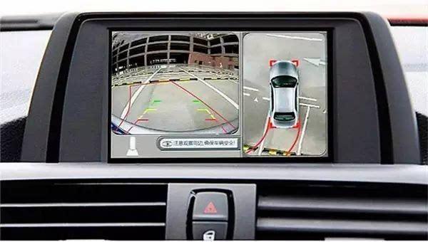 备全景倒车影像的车型:比亚迪s6,日产逍客,斯柯达昊锐,奔驰b级等