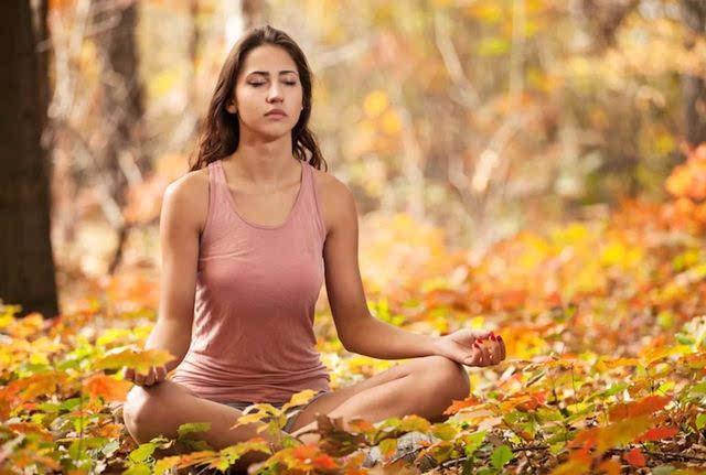 瑜伽生活 | 7個小技巧,教你拍出最棒的瑜伽士秋游美照圖片