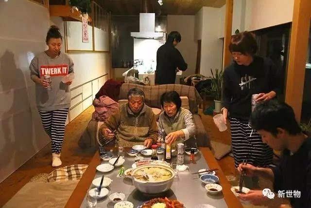 日本普通家庭的真实生活,没有养儿防老的概念