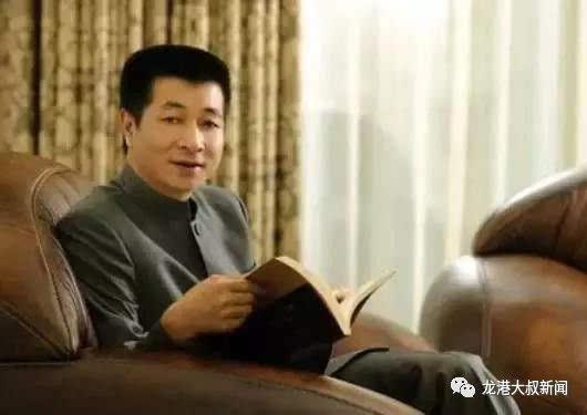 34 林凯文家族 林凯文,上海凯泉泵业(集团)有限公司董事长,家族财富图片