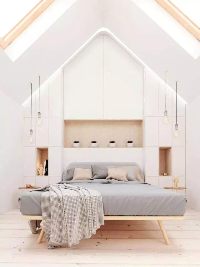 沪佳:如何设计出高逼格的卧室床头背景?