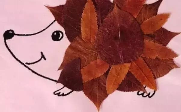 师讯网:幼儿园秋季叶子创意diy | 让您的园所春意盎然