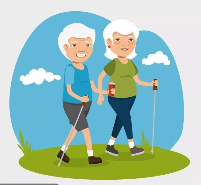 """和家里的老人一起看《运动不倒""""问""""》,收获关于老年人运动的小知识图片"""