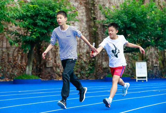 田祥平校长在重庆南开(融侨)中学第12届校运动会闭幕式上的讲话图片