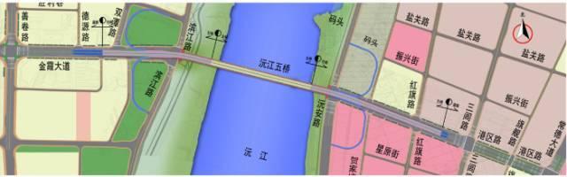 常德拟建沅江五桥,首个高铁枢纽站将建在.图片