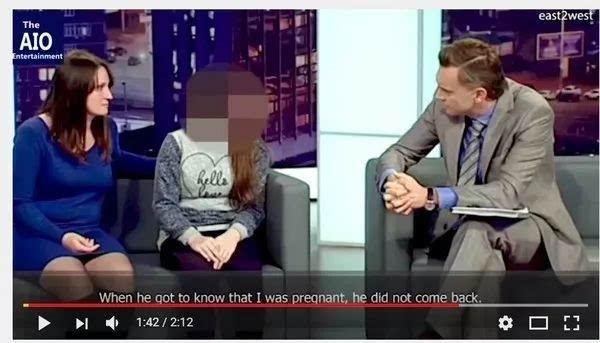 11岁的女儿遭性侵怀孕,嫌疑人是她身边的所有男人...