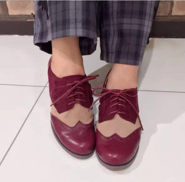 偏轻lolita风,鞋子也延续了他们家服饰的风格.图片