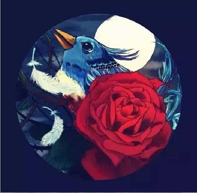 夜莺与玫瑰英文朗�_【化语心声】第二季·第四期:夜莺与玫瑰