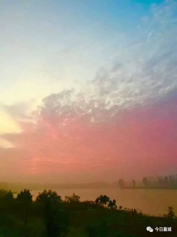 【随手拍家乡】遇见襄城,那无与伦比的美丽!