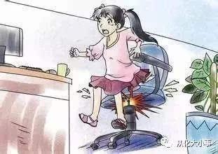 可升降旋转的气压式座椅图片