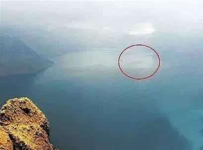传说中的喀纳斯湖水怪