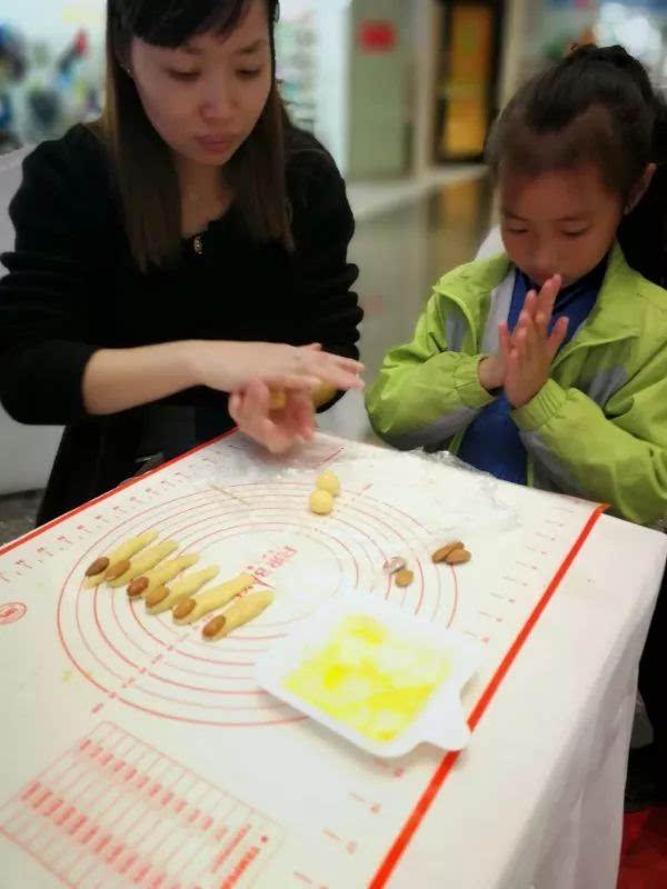 经过紧张的比赛,diy手工制作饼干活动终于圆满落幕了.